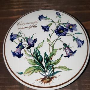 Vintage Villeroy & Boch Porcelain Botanica Trinket